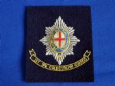 COLDSTREAM GUARDS 1st BATTALION BLAZER BADGE